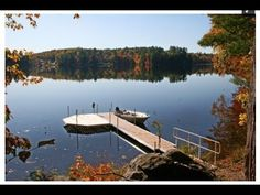 Ad # 6235 Sand Pond, Maine, Waterfront Vacation Rental Cottage