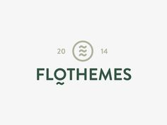 Flothemes - Logo designed for theme development studio.  Follow Us: https://www.behance.net/noeeko https://www.instagram.com/noeeko_studio https://www.facebook.com/noeeko  Our Website: https://www....
