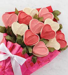 Valentine's Cookies   Valentine's Day Cookie Delivery   Cheryl's