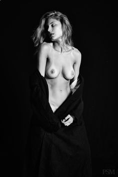 Maja Krag from Unique Models by Patrick Xiong for PSM Magazine
