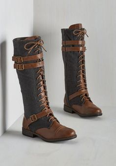 New Arrivals - Band at Attention Boot