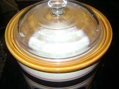 Easy Crock Pot Yogurt Recipe (Two Ingredients)