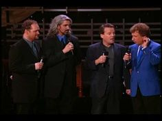 ▶ Mark Lowry Jesus on the mainline - YouTube [this is so funny, gets crazy!]