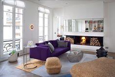 Appartement à Paris de la galeriste Paola Bjäringer - CôtéMaison.fr