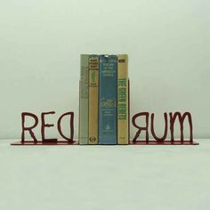 These bookends inspired by The Shining. | 31 Creepy Items Every Horror Fan Should Own