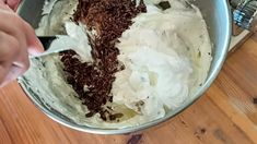 Δροσερό γλυκό κατάψυξης με 5 υλικά! Greek Recipes, Food Videos, Mashed Potatoes, Icing, Goodies, Ethnic Recipes, Desserts, Whipped Potatoes, Postres