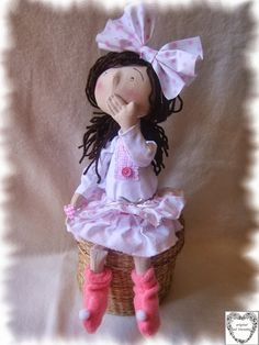 Очаровательные куклы от Вероники