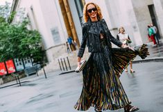 Couture Street Style Taught Me So Many New Things   Man Repeller
