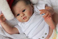 Lainey Reborn Doll Kit by Marissa May