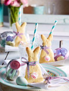 Super süße Idee für das Osterfrühstück.