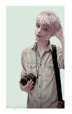 Que guapo se ve Jack