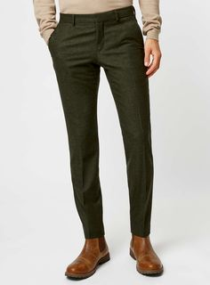 SELECTED HOMME HOSE, GRÜN 120€