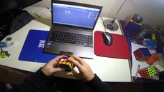 POV: Rubik's Cube in 4,21 Sekunden gelöst - http://www.dravenstales.ch/pov-rubiks-cube-in-421-sekunden-geloest/
