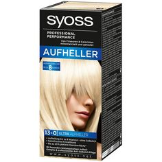 Syoss Colors Cream 13-0 Ultra Light Plus - https://www.transfashions.com/en/beauty-health/hair-care/hair-colors/syoss.html #Syoss Colors Cream 13-0 Ultra Light Plus #haircolor is professional quality, developed and tested by hairdressers and colorists. Find out how to get home easily get a color result as with the #hairdresser.   ...