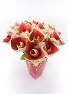Gauteng Central Flower & Gift Delivery for all occasions. Secretary's Day, Friendship Flowers, Make A Wish, How To Make, Sweet, Gifts, Happy, Candy, Presents