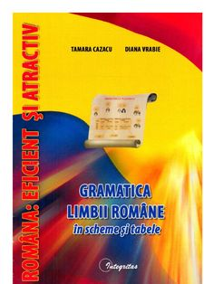gramatica-limbii-romane-in-scheme-si-tabele by Paul Marian via Slideshare Homework Sheet, Homeschool, Learning, Text File, Languages, Author, Idioms, Studying, Teaching