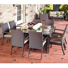 Costco: Frontenac 9-piece Dining Set
