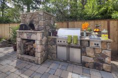 Build An Outdoor Pizza Oven Design Ideas, Pictures, Remodel, and Decor - page 8