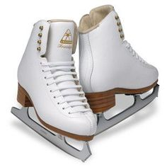 Jackson Excel 1291 Girls Figure Skates