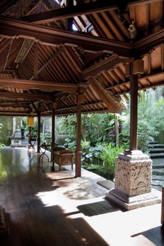 Ubud Bali, the Warwick Ibah....