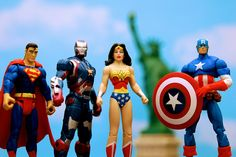 Legyen saját szuperhős csapatod!