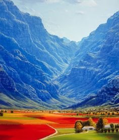 Hex River Valley 19 Breathtaking Photos Of Nature That Will Make You Want To Visit South Africa Paises Da Africa, Out Of Africa, Theme Tattoo, Places Around The World, Around The Worlds, Beautiful World, Beautiful Places, Beautiful Scenery, Places To Travel