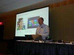 Microsoft promove Windows 8 sem matar vendas do 7