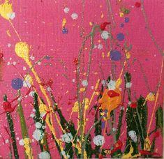 Small, Miniature Original Oil Paintings & Art   Yvonne Coomber #flowerart #fineart #flowerartist #valentinesgifts