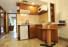 Kitchen - One Bedroom Suites