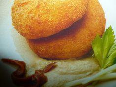 un mondo di ricette: mozzarella in carrozza ripiene ai carciofi
