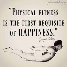 Joseph Pilates & Happiness