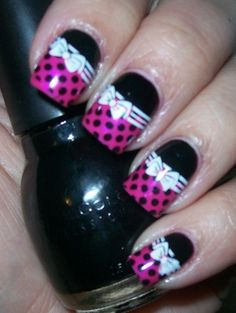 Image detail for -Easy Nail Art Designs for Winter 2011