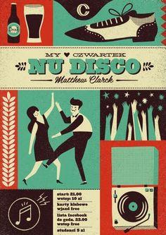 Poster for Matthew Clarck by Talkseek