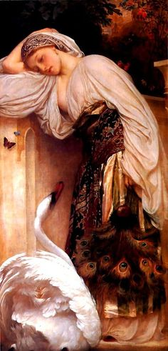 Odalisque by Frederic Lord Leighton