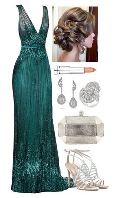 Browse and shop related looks. Formal Dresses For Women, Elegant Dresses, Pretty Dresses, Looks Party, Royal Clothing, Mein Style, Dressy Outfits, Beautiful Gowns, Occasion Dresses