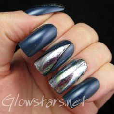 I will follow the sun through this dirty old town: A manicure using Leighton Denny Daylight Robbery and Misa I Will Survive