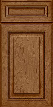 Merillat Masterpiece Cabinetry-Temora Maple Rye from waybuild