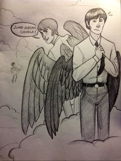 Come On George! by ritwell on deviantArt. And we all die inside