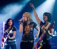 Sing with BarlowGirl