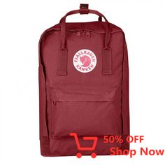 The classic Kanken becomes your computer bag. The padded pocket protects the computer from jostling. Zipper opens the entire main compartment. Padded shoulder straps and a carrying handle on top. Shoulder Straps, Diy Gifts, Projects To Try, Cauliflowers, Darebee, Planking, Boards, Ailee, Baby Shower