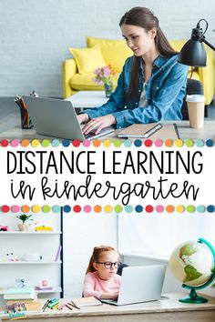 Distance Learning in Kindergarten 6 Tips from a Kindergarten Teacher Kindergarten Lesson Plans, Kindergarten Learning, Learning Activities, Learning Stations, Online Classroom, Classroom Resources, Blended Learning, Deep Learning, Deep Breath