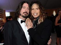 I wish I was as close to my mom as Dave Grohl is with his.