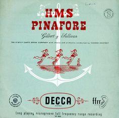 HMS Pinafore - D'Oyly Carte by letslookupandsmile, via Flickr