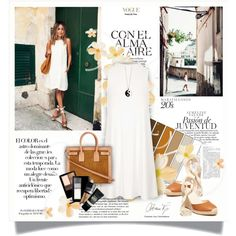 Con el alma al aire by amaryllis on Polyvore featuring mode, Topshop, Yves Saint Laurent, Accessorize, Maybelline, Arco and Soludos