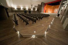 Opere di ristrutturazione del centro culturale France Prešeren - San Dorligo della Valle (TS)