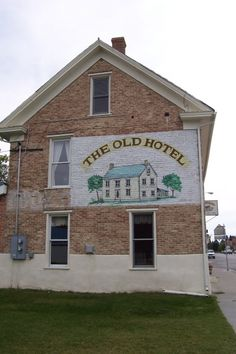 The Old Hotel, Twin Bridges, MT. THE absolutely BEST place to eat, ANYWHERE! Paula and Bill always make you feel welcome and special.