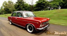 Fiat 125 Special 1971 : Mobil Klasik Modis Bergaya Cult Style #info #classic #BosMobil