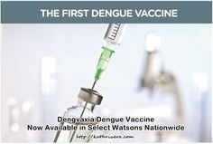 Dengvaxia Dengue Vaccine Now Available in Watsons | Dear Kitty Kittie Kath- Top Beauty, Lifestyle, and Mommy Blogger Philippines