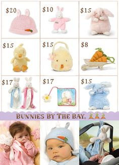 Bunnies By The Bay: Best Easter Gifts $20 and Under!!!