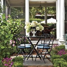 Photo: Anthony Tieuli | thisoldhouse.com | from Screened Porch: Stylish Protection from West Nile Virus